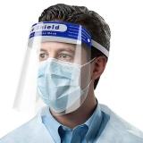 Защитный медицинский экран для лица Face Shield
